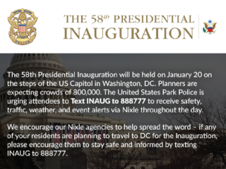 Presidential Inauguration